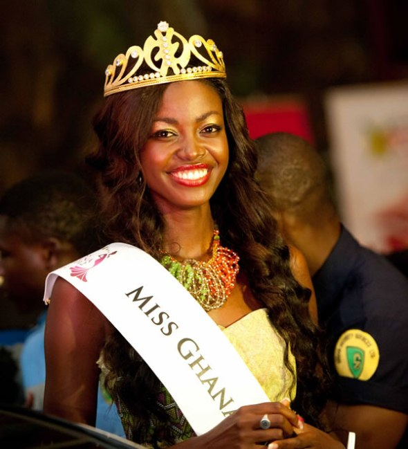 Miss World Ghana 2012, Naa Okailey Shooter